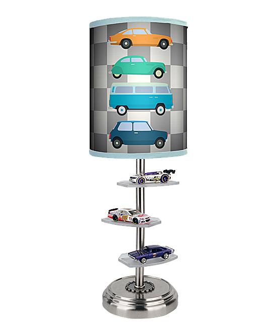 Automobile Collector Lamp In A Box
