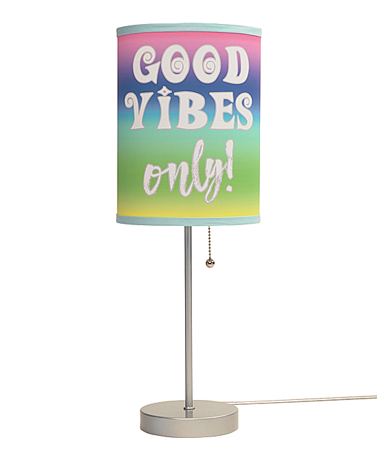 'Good Vibes' Lamp In A Box
