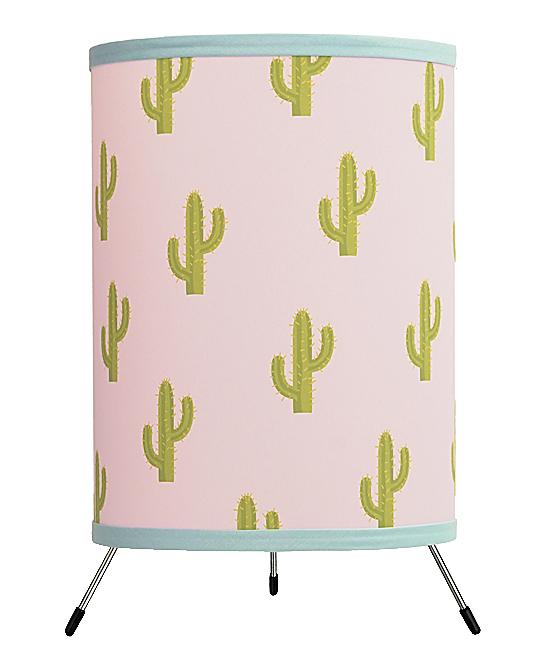 Cactus Tripod Lamp In A Box