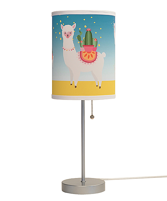 Llama Lamp In A Box