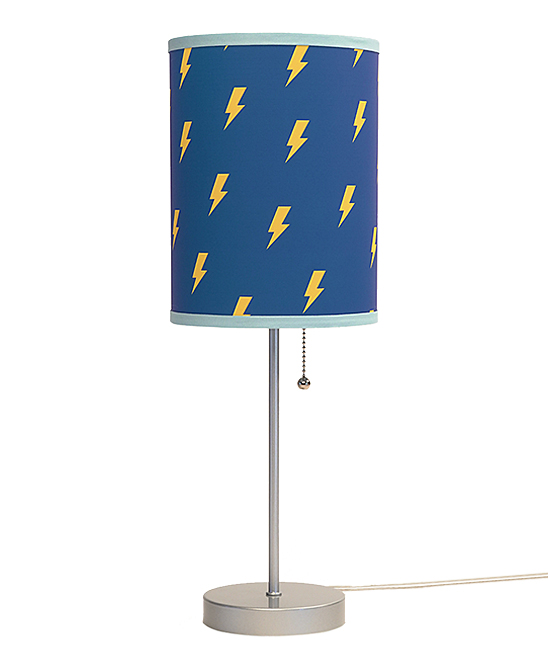 Lightning Bolt Lamp In A Box