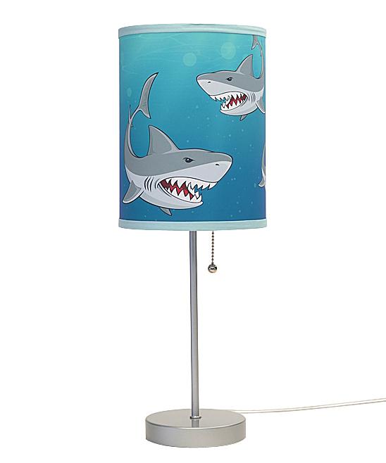 Sharks Lamp In A Box