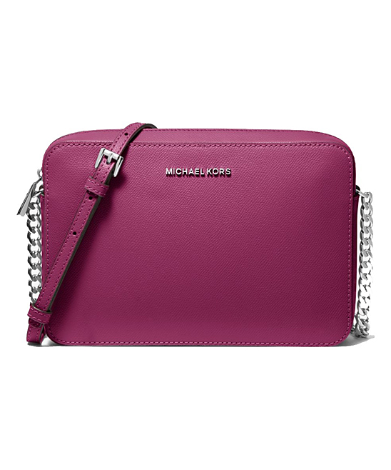 Garnet Jet Set East/West Crossbody Bag