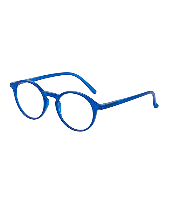 I Heart Eyewear Women's Reading Glasses Blue - Blue Casey Eye Candy Readers