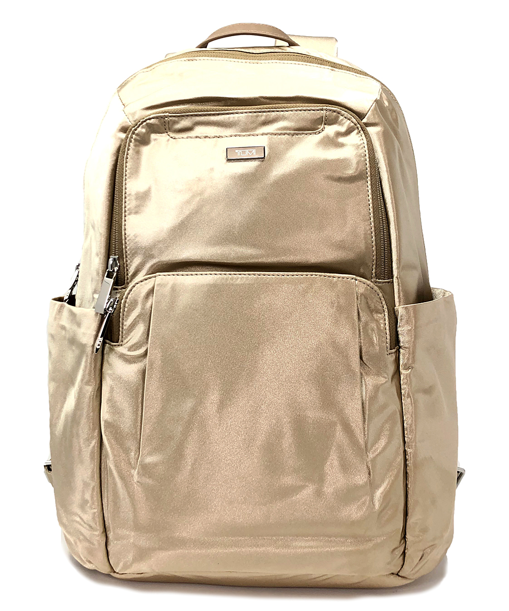 a99f0ae1389 Tumi Gold Courtney Backpack