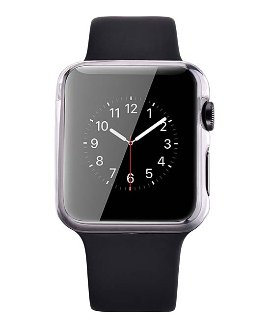 DEVIA  Smart Watches Clear - Clear Apple Watch Smart Case 2.0