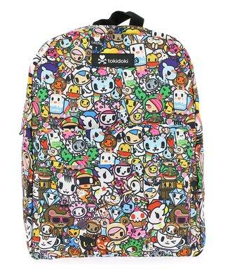tokidoki Backpack f46fee0e3b07d