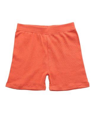 d2e989d8b8eb Orange Shorts - Toddler   Kids