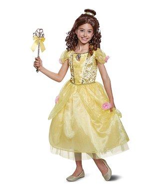 Marvelous Disney Deluxe Belle Costume   Girls