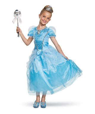 7313377fc91ab Disguise | Disney Cinderella Deluxe Costume - Girls