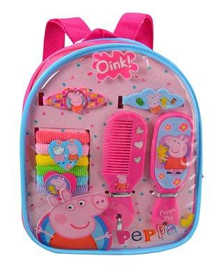 c94d8d510ac2 Peppa Pig Hair Accessory Backpack