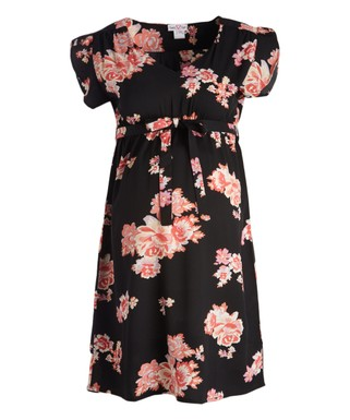 5933add87 Maternity Dresses - Dress Your Bump in Colorful Comfort at zulily