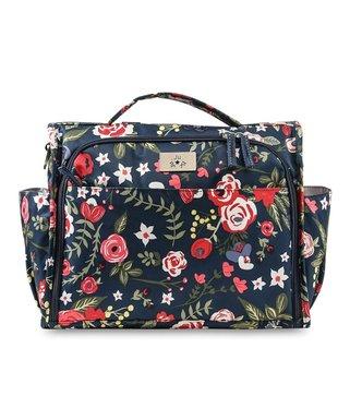 Ju Be Midnight Posy Classical Convertible Diaper Bag