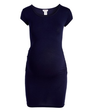 7ac6b62d73f Maternity Dresses - Dress Your Bump in Colorful Comfort at zulily