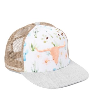 c02a78b29 C.C® Black Ponytail Trucker Hat | Zulily
