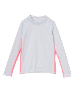 d6fdf736251c9 Girls Colorblock Rashguard - Toddler & Girls