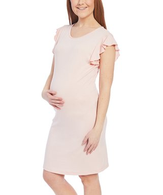 8bd3abc7bcc Maternity Dresses - Dress Your Bump in Colorful Comfort at zulily
