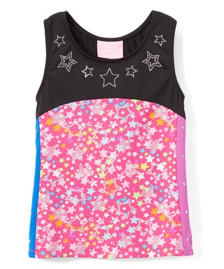 48dec32d8c1 JoJo Siwa Blue   Pink Dance Tank Top - Toddler   Girls
