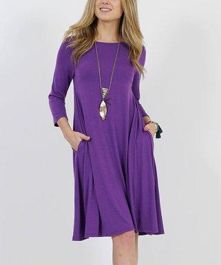 Purple Women Dresses