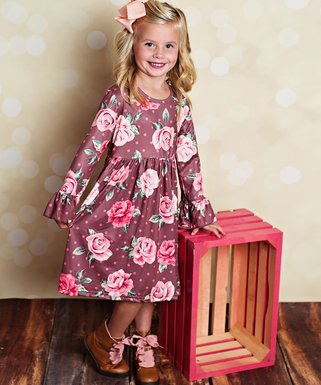 22e8e4e3b1 Girls  Christmas Dresses - Save Up to 70% on Holiday Dresses on zulily
