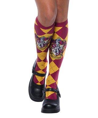 Gryffindor Costume Socks