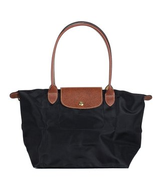 Longchamp   Black Le Pliage Small Tote 83449872b9