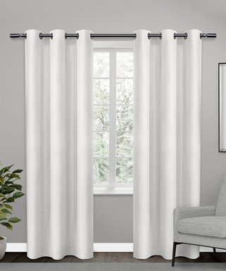 Exclusive Home | Winter London Thermal JL Signature Curtain Panel   Set Of  Two