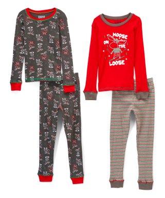 4de6a938ba05 Kids  Christmas Pajamas - Save up to 70% Holiday Pajamas for Kids