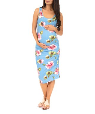 Maternity Dresses - Dress Your Bump in Colorful Comfort at zulily b2789e218b66