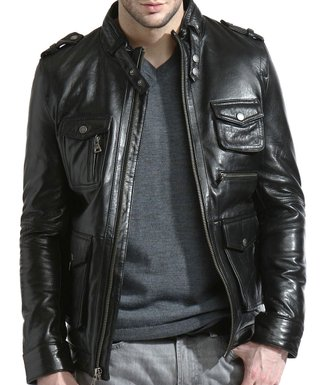 fb3160979 Leather Jackets - Save up to 70% on zulily
