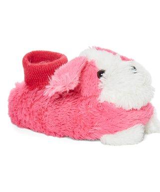 3b1c24912e613 Fuchsia Puppy Slipper - Girls