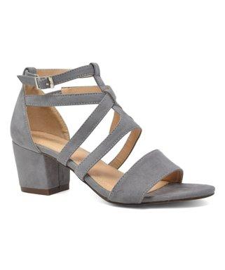 7928ffdc8435 Gray Morgan Gladiator Sandal - Women