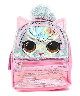 0e2aec8627d L.O.L. Surprise! Pink   Silver 12   Backpack