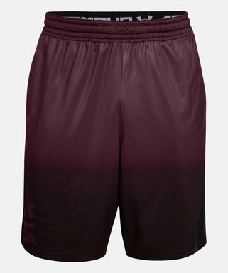 09eab4c566 Under Armour® | Dark Maroon MK1 Short Fade Novelty Shorts - Men
