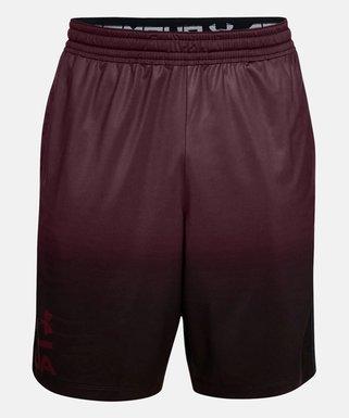 bc88d5994c Under Armour® | Dark Maroon MK1 Short Fade Novelty Shorts - Men