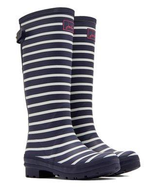 7a65419186ec Joules | French Navy Stripe Welly Rain Boot - Women