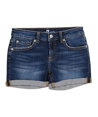 434098fca5 Saguaro Roll Cuff Denim Shorts - Girls