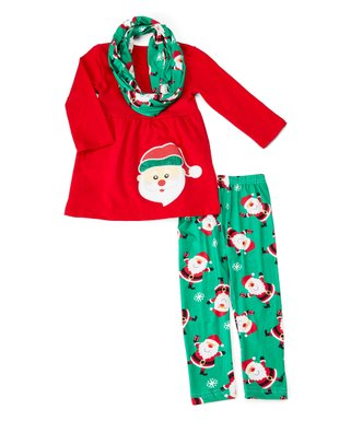 4d5883536 Kids Christmas Clothes - Fun Holiday Apparel Sets & Separates