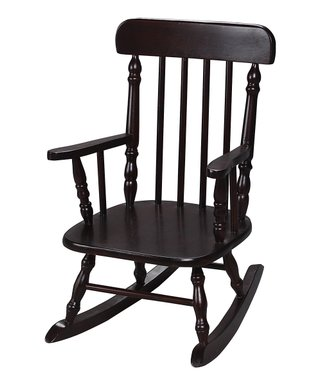 Espresso Rocking Chair