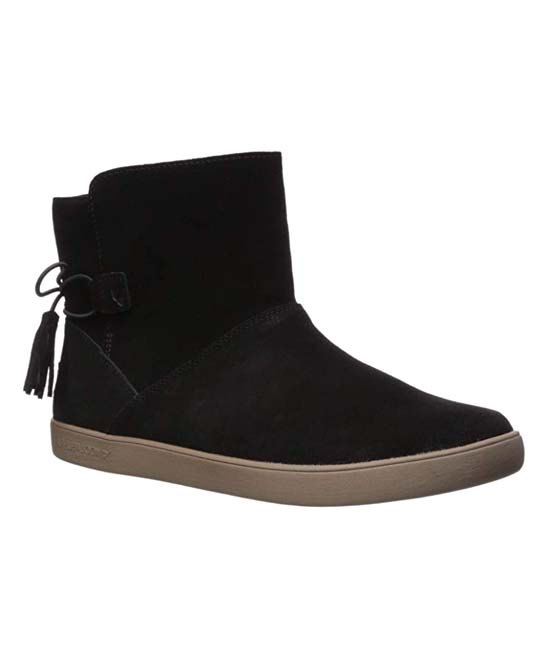 dfd041fb5b4 Koolaburra by UGG® Black Skyller Suede Boot - Women