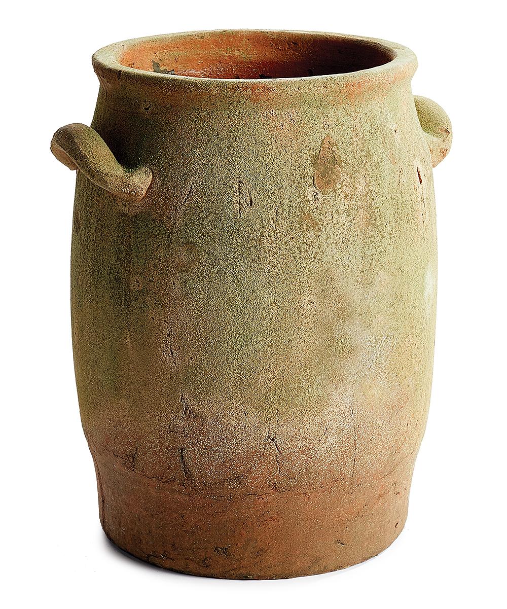 Napa Home & Garden  Decorative Jars WEATHERED - Weathered Ceramic Olive Jar Planter