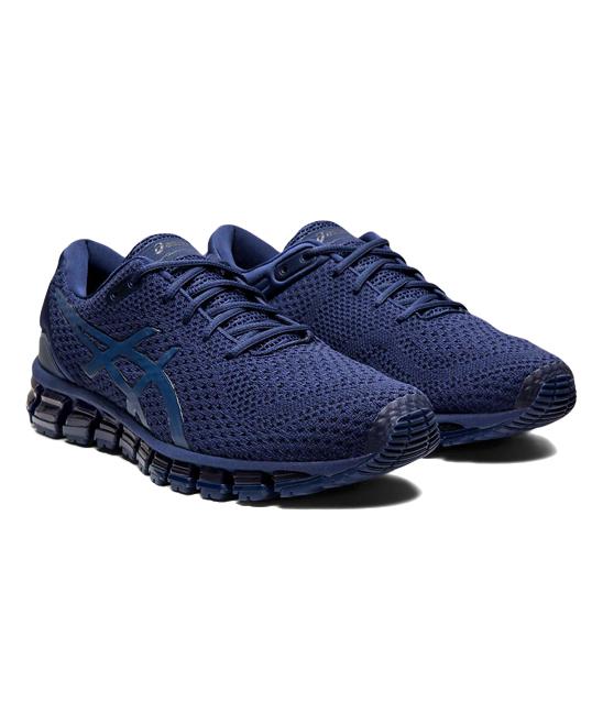ASICS Men's Running Shoes  - Indigo Blue GEL-QUANTUM 360 Knit 2 Running Shoe - Men