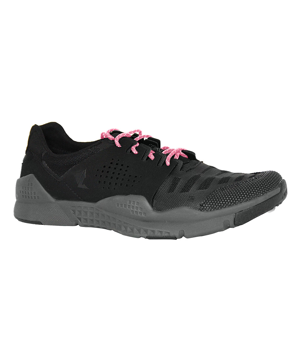 LALO Women's Running Shoes Black - Black Ops Bloodbird Cross-Training Shoe - Women