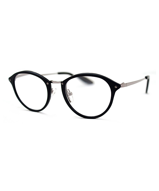 A.J. Morgan  Reading Glasses MATTE - Matte Black Mercy Readers
