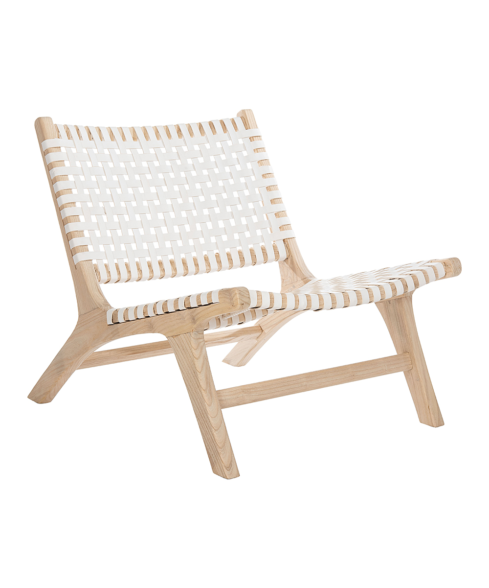 Swell Safavieh White Natural Finish Woven Seat Indoor Outdoor Chair Gmtry Best Dining Table And Chair Ideas Images Gmtryco