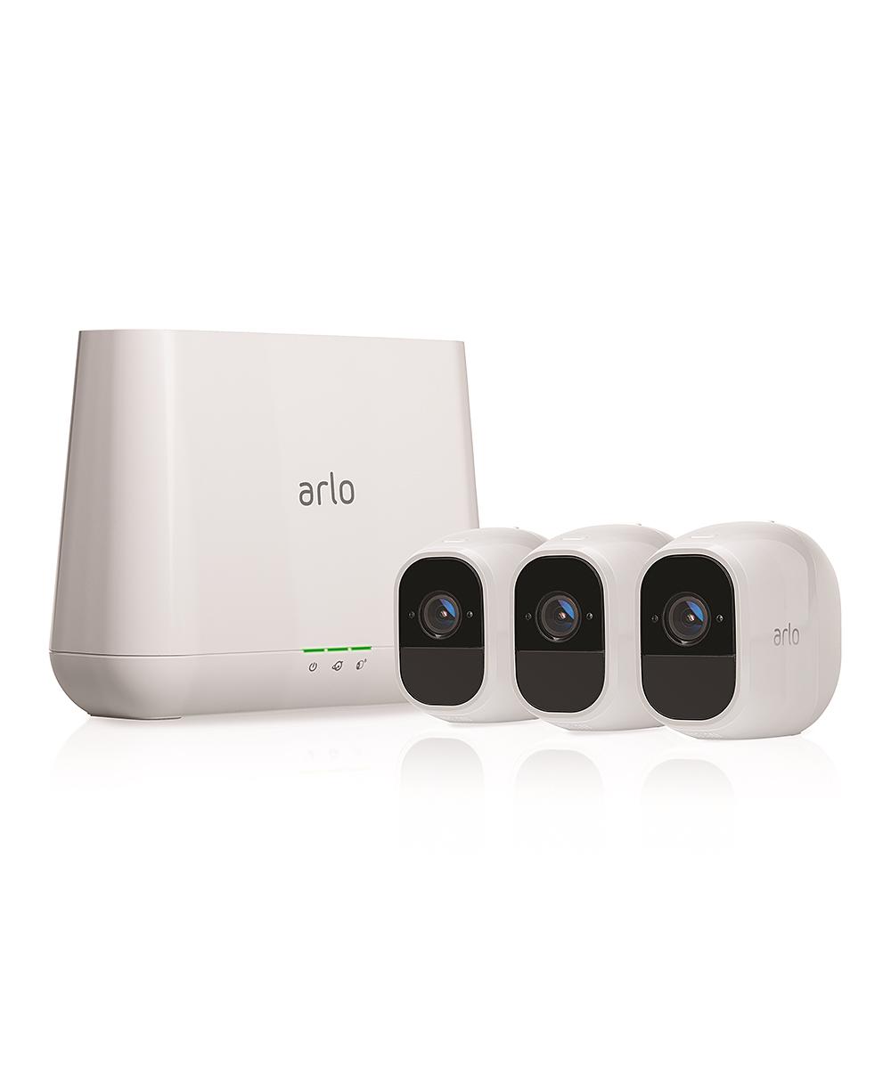Arlo  Smart Security Camera  - White Pro 2 Set