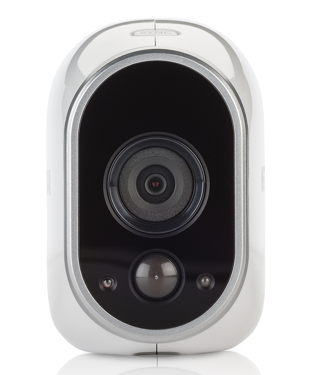 Arlo  Smart Security Camera  - White HD Add-On Security Camera