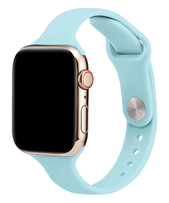 Essager  Replacement Bands Gemstone - Gemstone Green Silicone Band Replacement for Apple Watch