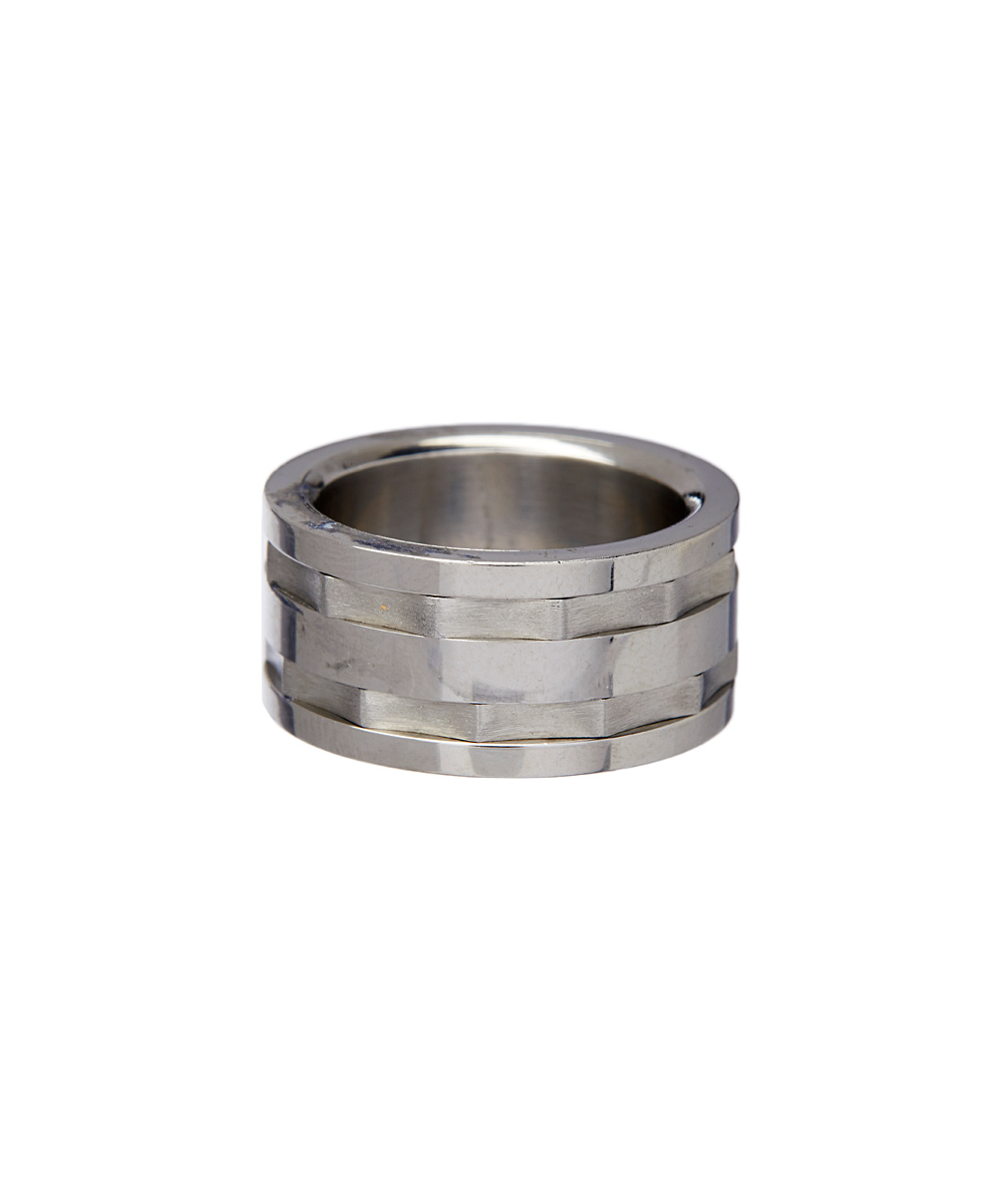 Stainless Steel Wide Band