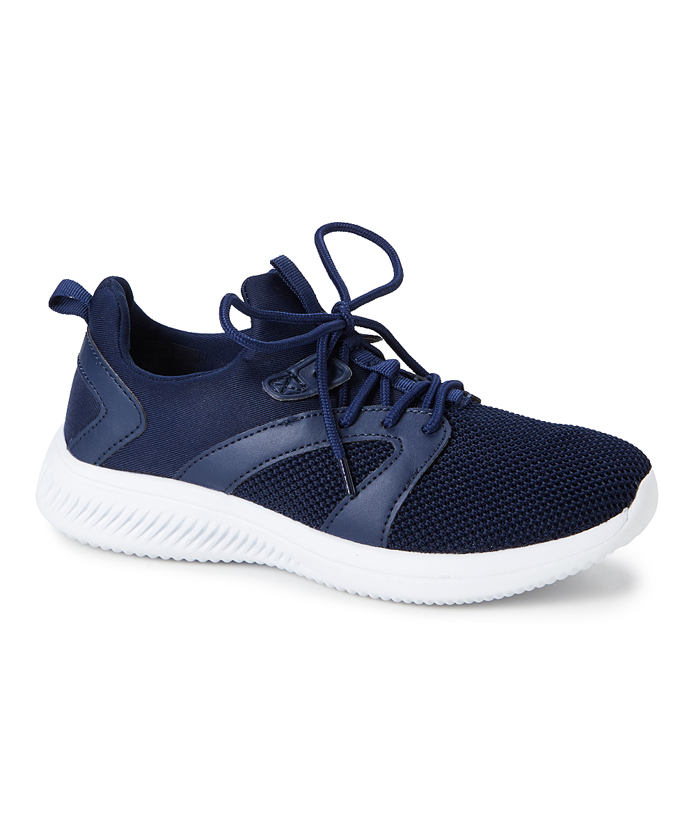 Q Sport Men's Sneakers NAVY - Navy Sneaker - Men